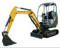 Thumbnail GEHL 153 Compact Excavator Parts Manual