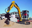 Thumbnail GEHL 603 Compact Excavator Parts Manual