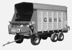 Thumbnail GEHL 1660 & 1660HD Front/Rear Unload Forage Boxes Parts Manual