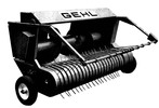 Thumbnail GEHL HA1000 Hay Attachment Parts Manual