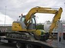 Thumbnail New Holland E70SR Midi Crawler Excavator Service Repair Manual Download