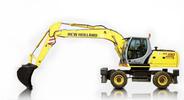 Thumbnail New Holland WE190, WE210 - WE210 Industrial, WE230 - WE230 Industrial Wheeled Excavators Service Repair Manual Download