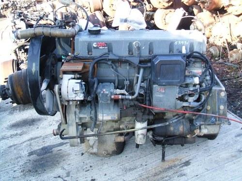 Cummins L10 Series Diesel Engine  External Damper Models
