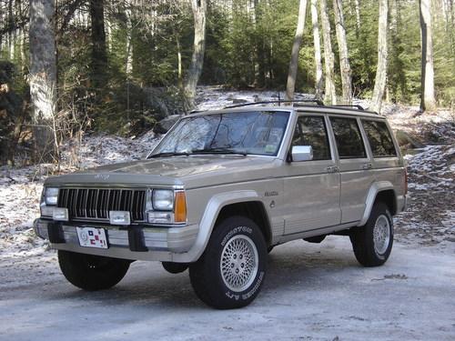 1993 jeep cherokee xj service  u0026 repair manual