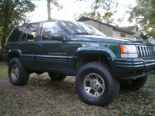 1995 Jeep Grand Cherokee Zj Service  U0026 Repair Manual