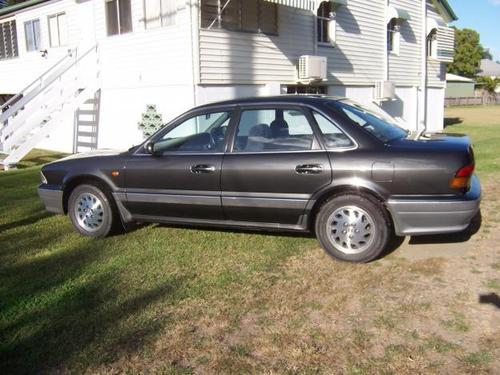 Pay for 1995 Mitsubishi Magna, Verada, Sjgma V3000 R and S Series Sedan and Wagon Service & Repair Manual - Download!