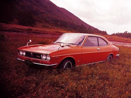 1970 Mazda Rx-2 616 Service  U0026 Repair Manual