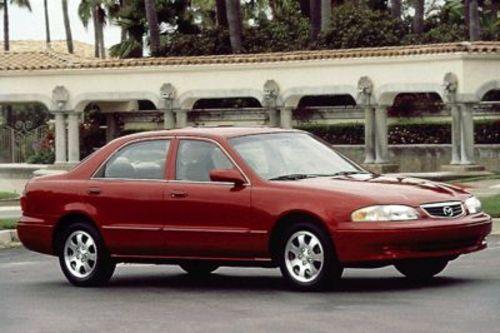 mazda 626 service repair manual 1997 1998 1999 2000 2001 2002 rh tradebit com 2004 Mazda 626 1995 Mazda 626