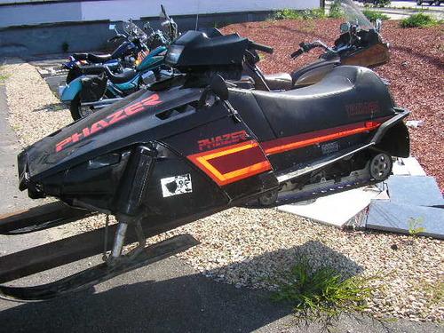 Yamaha Phazer 480 Series Snowmobile  Pz480  Pz480