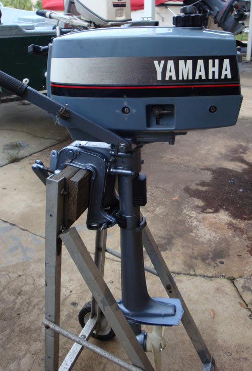 Yamaha outboard 2hp 250hp 2 stroke 4 stroke service for Yamaha 9 9 hp outboard motor manual