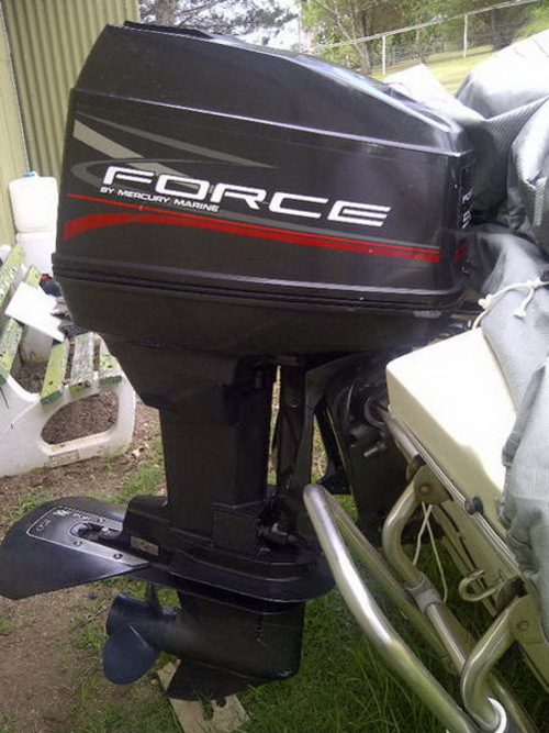 Chrysler Force Outboard Motors Service  U0026 Repair Manual