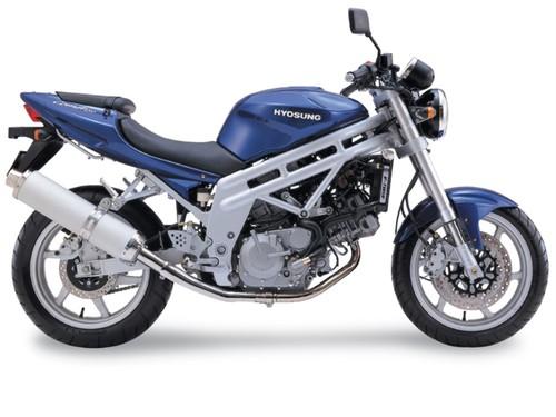 Hyosung Comet 650s  U0026 Comet 650r Motorcycle Service