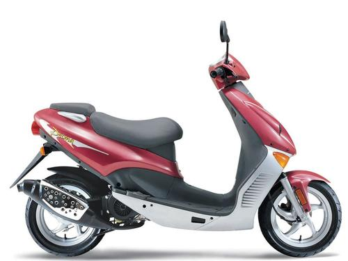 hyosung prima 50 sf50 scooter service \u0026 repair manual download!
