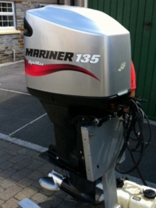 Mercury Mariner Outboards 135    150    175    200    225 Hp