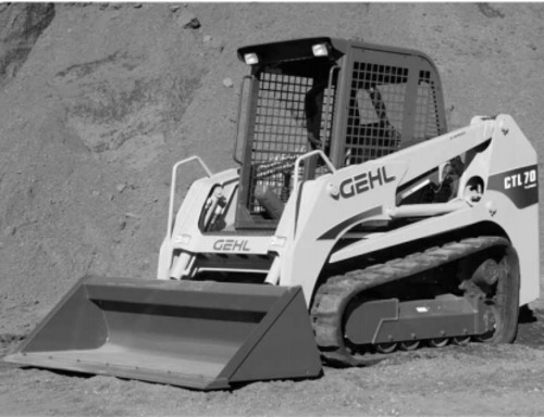 Pay for GEHL CTL60, CTL70, CTL80 Compact Track Loaders Parts Manual