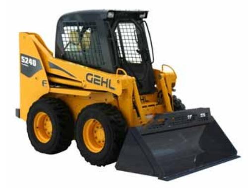 gehl sl4640e sl5240e skid steer loader parts manual download man rh tradebit com Gehl Skid Steer Forks Gehl Skid Steer Specifications