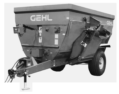 Pay for GEHL 7285/7335 Mixer Feeders Parts Manual