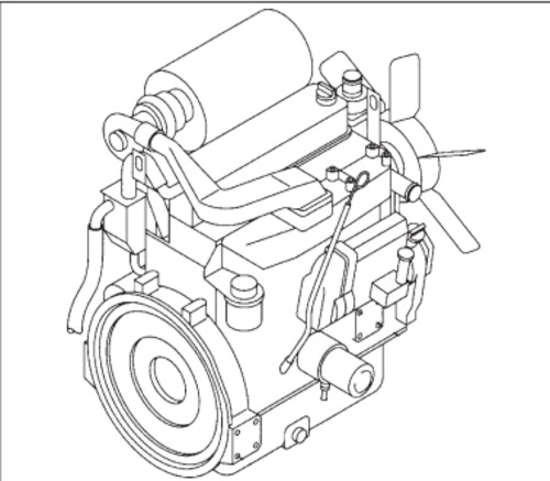 Isuzu 4jg1 Tpa Engine Parts Manual