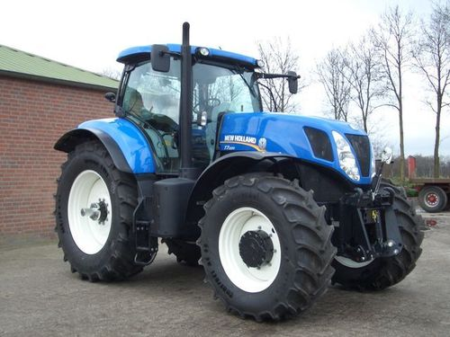 New Holland T7 220 / T7 235 / T7 250 / T7 260 / T7 270 Auto Command  Tractor, T7 220 / T7 235 / T7 250 / T7 260 Power Command Tractor Service  Repair