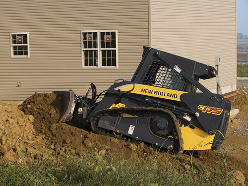 Pay for NEW HOLLAND C175, L175 COMPACT TRACK LOADER SERVICE REPAIR MANUAL DOWNLOAD