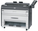Thumbnail Kyocera KM-3650w Multi-Function Printer Service Repair Manual + Parts List