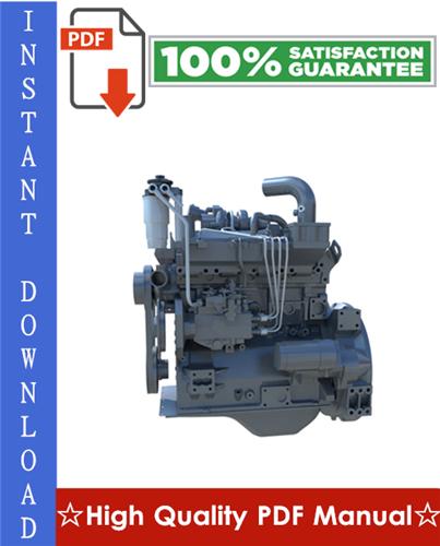 Thumbnail CUMMINS B3.3 & QSB3.3 DIESEL ENGINE Workshop Service Repair Manual