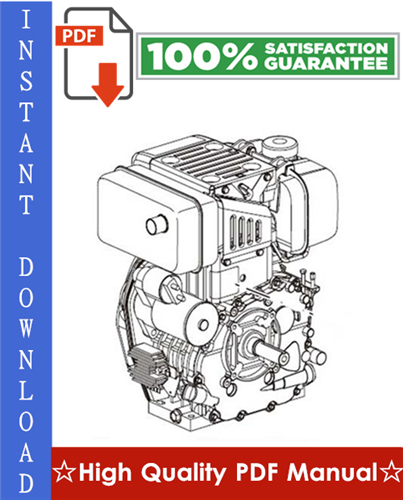 yanmar single cylinder diesel engine valve clearance