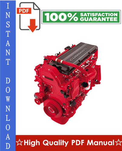 Thumbnail Cummins Industrial and Power Generation QSX15 Engines Operation & Maintenance Manual
