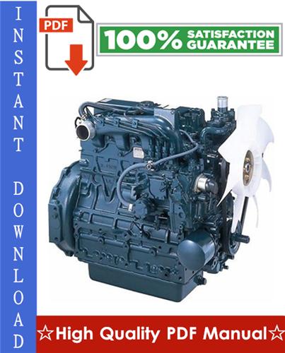 Thumbnail Kubota 07-E3B Series Diesel Engine Workshop Service Repair Manual
