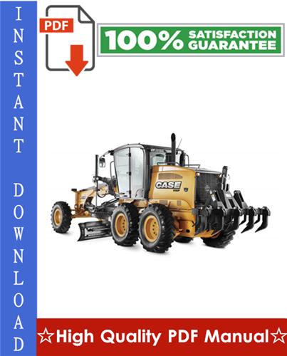 Thumbnail Case 845B / 865B / 885B / 845B DHp / 865B vHp / 885B DHp / 865B AwD / 885B AwD GRADERS Workshop Service Repair Manual