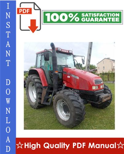Thumbnail Case CS100, CS110, CS120, CS130, CS150 Tractors Workshop Service Repair Manual