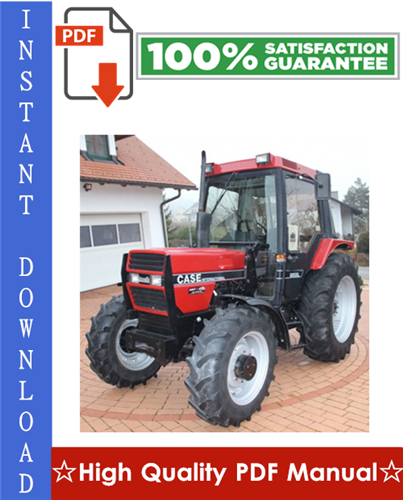 Thumbnail Case INTERNATIONAL 385 485 585 685 885 Tractor Workshop Service Repair Manual