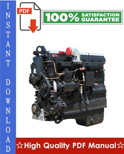 Thumbnail CUMMINS N14 SERIES ENGINES SPECIFICATION MANUAL