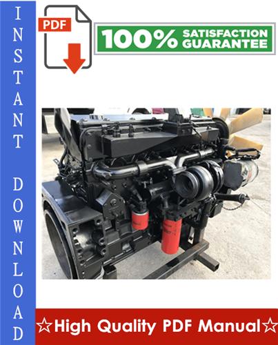 Thumbnail Cummins M11 Series (STC, Celect, Celect Plus Models) Diesel Engines Troubleshooting and Repair Manual