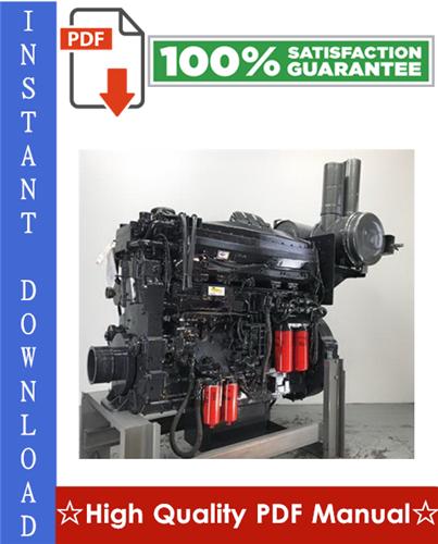 Thumbnail Cummins QSK19 Series Diesel Engine Workshop Service Repair Manual
