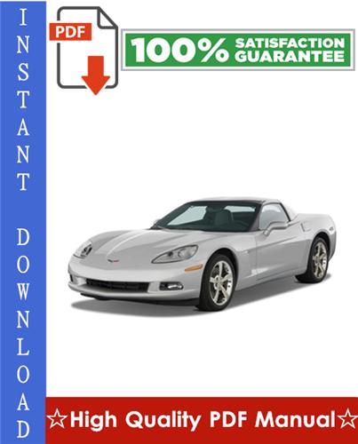 Thumbnail Chevy Chevrolet Corvette Workshop Service Repair Manual 1997-2004 Download