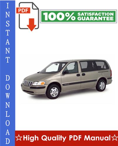 Thumbnail Chevy Chevrolet Venture Workshop Service Repair Manual 1997-2005 Download