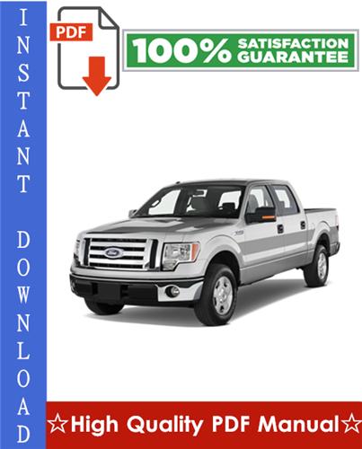 Thumbnail Ford F150 Workshop Service Repair Manual 2004-2008 Download
