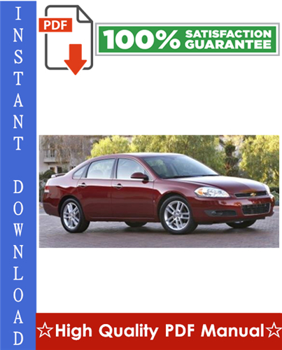 Thumbnail Chevy Chevrolet Impala Workshop Service Repair Manual 2000-2005 Download