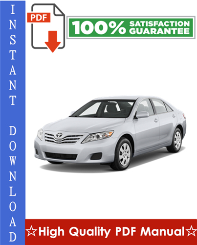Thumbnail Toyota Camry Workshop Service Repair Manual 2002-2006 Download
