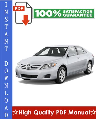 Thumbnail Toyota Camry Workshop Service Repair Manual 1997-2001 Download