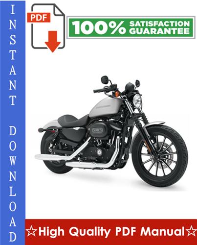 Thumbnail 2010 Harley Davidson Sportster Motorcycle Workshop Service Repair Manual