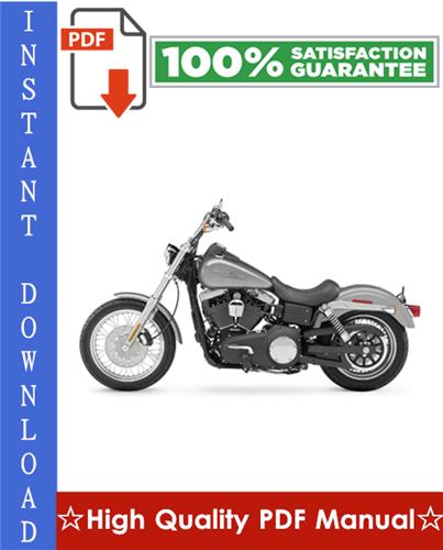 Thumbnail 2007 Harley Davidson Dyna Motorcycle Workshop Service Repair Manual