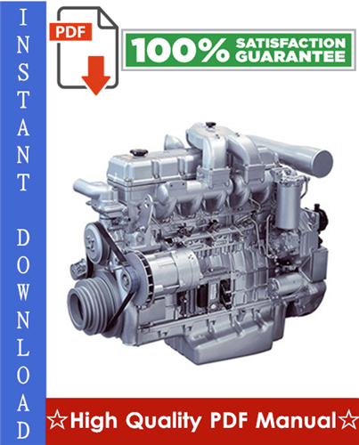 Thumbnail Doosan DL08 Diesel Engine Workshop Service Repair Manual