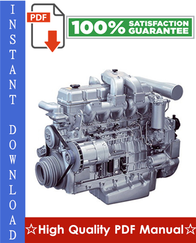 Thumbnail Doosan DL08 Diesel Engine Operation & Maintenance Manual
