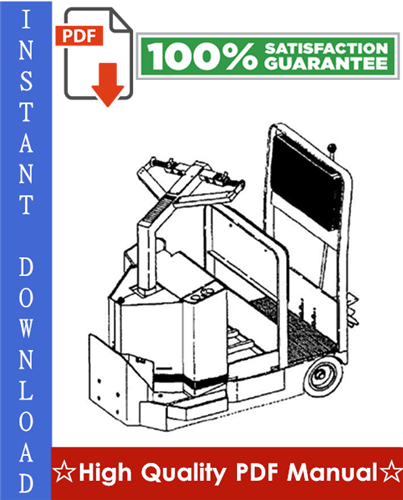 Thumbnail Clark PT-5, PT-7, PTT-5, PTT-7 Forklift Workshop Service Repair Manual