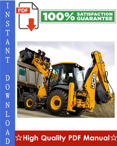 Thumbnail JCB 3CX, 4CX, 214E, 214, 215, 217 & Variants Backhoe Loader Workshop Service Repair Manual