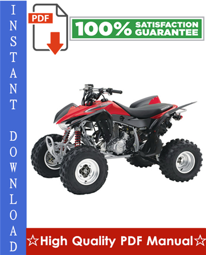 Thumbnail Honda TRX400EX FOURTRAX Workshop Service Repair Manual 1999-2002 Download