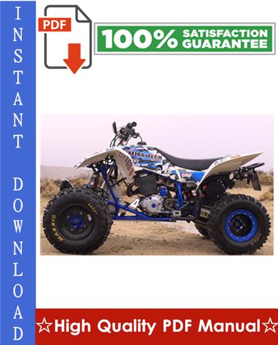 Thumbnail Honda TRX400EX, TRX400X Sportrax Workshop Service Repair Manual 2005-2009 Download