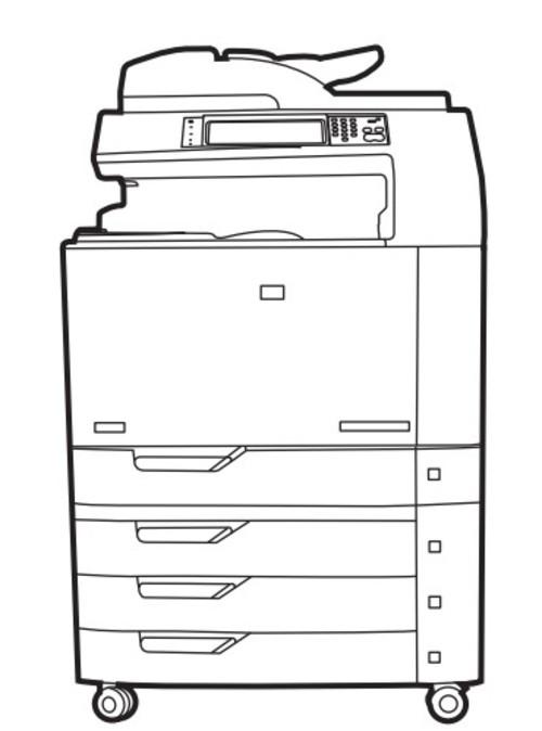 HP Color Laserjet CM6049f MFP (service manual)